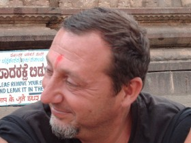 massimo taddei (Ph.D Hindu Pilosophy & Literature) - India con Massimo Taddei